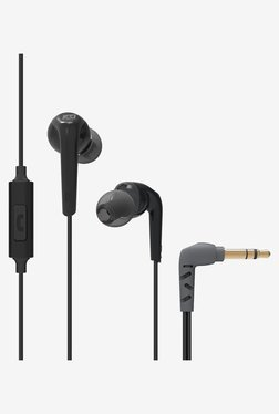 RX18P Comfort-Fit In The Ear Headphones (Black)