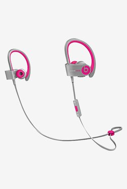 Beats By Dr Dre Powerbeats 2 B0516 Headphone (Pink/Grey)
