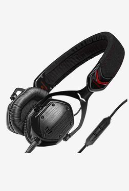 V-Moda Crossfade M-80 On The Ear (Black)