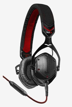 V-Moda V-80 Noise-Isolating On The Ear Headphone (Black)