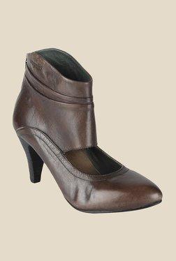 Salt 'n' Pepper Larrissa Brown Casual Shoes