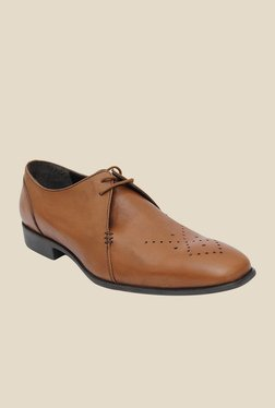 Salt 'n' Pepper Parker Almond Derby Shoes