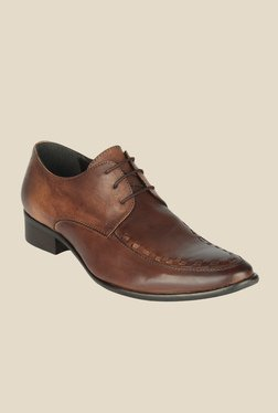 Salt 'n' Pepper Senator Brown Derby Shoes