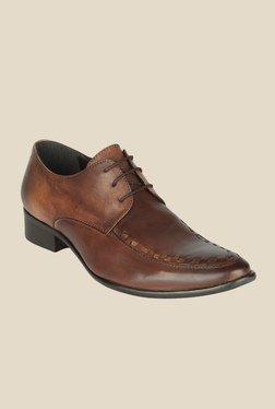 Salt 'n' Pepper Senator Brown Derby Shoes