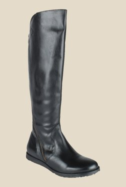 Salt 'n' Pepper Vennessa Black Casual Boots