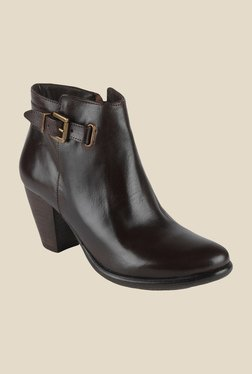 Salt 'n' Pepper Marsha Brown Casual Boots