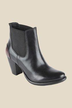 Salt 'n' Pepper Marsha Black Chelsea Boots