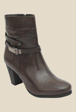 Salt 'n' Pepper Greta Brown Casual Boots