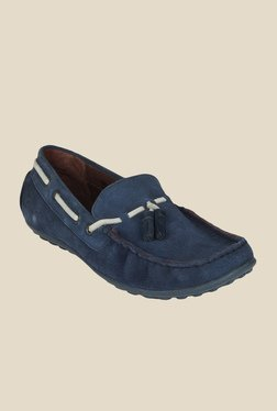 Salt 'n' Pepper Mach2 Navy Boat Shoes