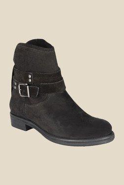 Salt 'n' Pepper Dorothea Black Casual Boots