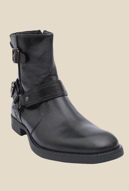 Salt 'n' Pepper Ray Black Casual Boots - Mp000000000346504