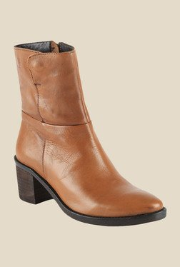 Salt 'n' Pepper Elle Almond Casual Boots
