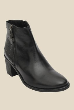 Salt 'n' Pepper Dorthea Black Casual Boots