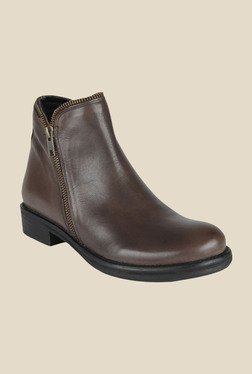 Salt 'n' Pepper Dorthea Seal Casual Boots