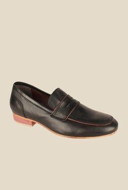 Salt 'n' Pepper Blade Black Formal Shoes