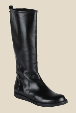 Salt 'n' Pepper Cica Black Casual Boots