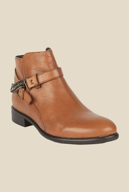 Salt 'n' Pepper England Almond Casual Boots