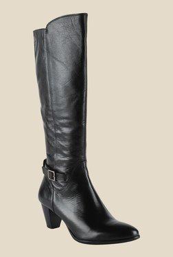 Salt 'n' Pepper Rosy Black Casual Boots - Mp000000000347561