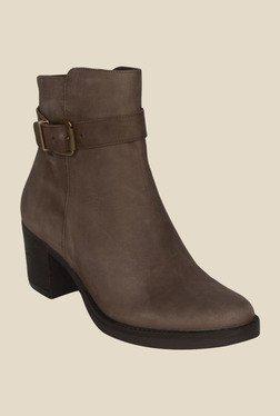 Salt 'n' Pepper Juliet Brown Casual Boots