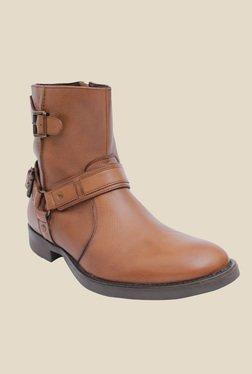 Salt 'n' Pepper Ray Tan Casual Boots
