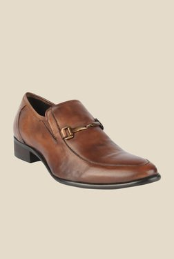 Salt 'n' Pepper Senator Brown Formal Shoes