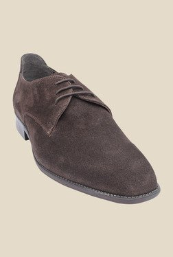 Salt 'n' Pepper Figo Brown Casual Shoes