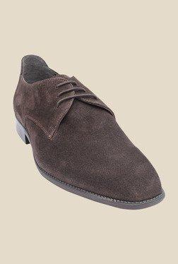 Salt 'n' Pepper Figo Brown Casual Shoes