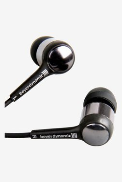 Beyerdynamic DTX 101 iE In The Ear Headphone (Black)