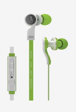 MEEAudio EDMuniverse D1P In the Ear Headphone (Green)