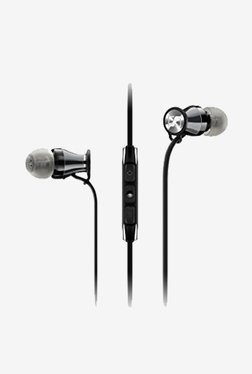 Sol Republic 1131-31 Relays 3 Button In-Ear (Black)