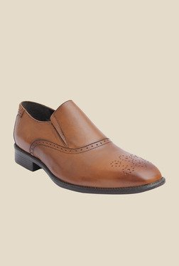 Salt 'n' Pepper Figo Cognac Formal Shoes