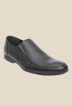 Salt 'n' Pepper Smoke Brown Formal Shoes