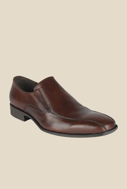 Salt 'n' Pepper Parker Brown Formal Shoes
