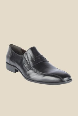 Salt 'n' Pepper Parker Black Formal Shoes - Mp000000000348673
