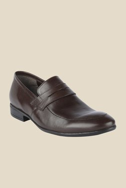 Salt 'n' Pepper Koop Brown Formal Shoes