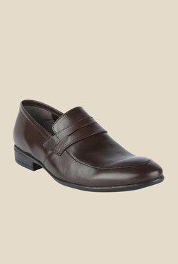 Salt 'n' Pepper Koop Brown Formal Shoes