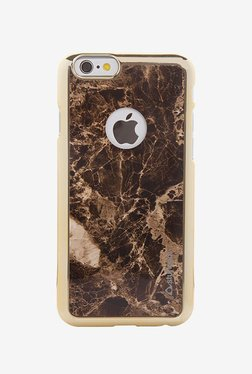 Stuffcool Stone Back Case for Apple iPhone 6 /6S (Gold)