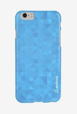 Stuffcool Vivant Back Case for Apple iPhone 6 / 6S (Blue)