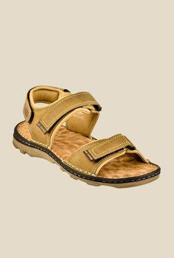 Lee Cooper Olive Floater Sandals
