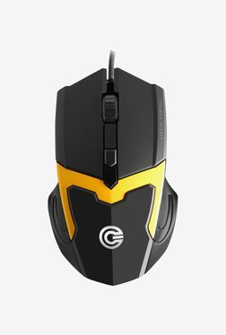 Circle CG MARKSMAN 1 Ultra Speed Gaming Mouse (Yellow)