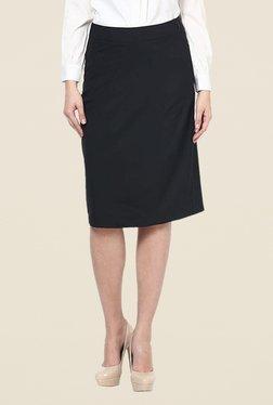 Kaaryah Black Pencil Skirt - Mp000000000361717