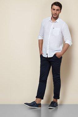 Provogue White Slim Fit Shirt