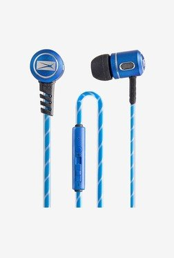 Altec Lansing MZX147 In Ear Stereo Earphone (Blue)
