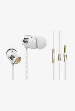 Altec Lansing Earc60 French Touch In Ear Earphone (White)