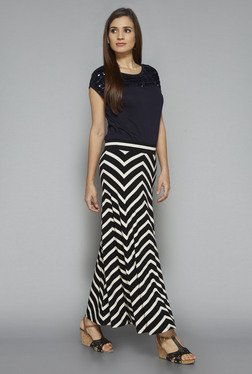 LOV by Westside Black Cecila Skirt