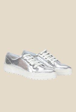 Knotty Derby Alice Silver Sneakers