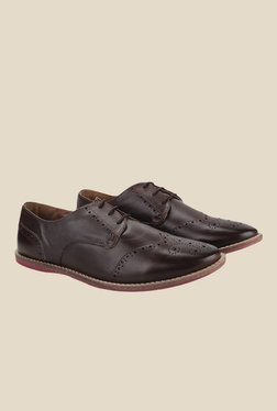 Knotty Derby Thomas Brown Brogue Shoes