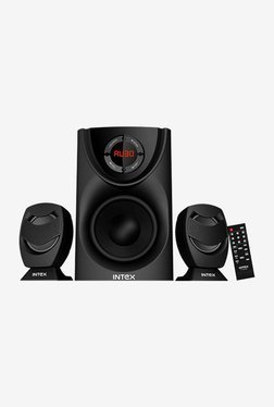 Intex IT- 2400 FMU 2.1 Computer Speakers (Black)