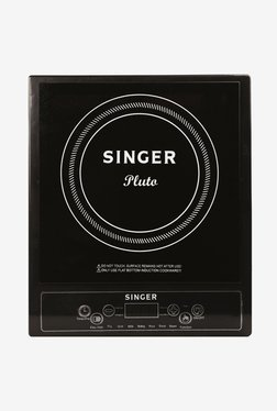 Singer Pluto 2000 W Induction Cooker (Black)