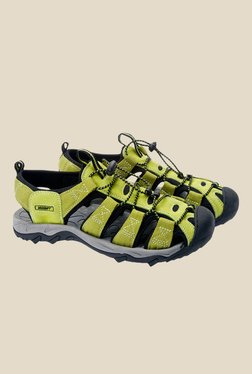 Wildcraft Terrafin Pace Green Fisherman Sandals